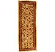 Link to 2' 11 x 7' 10 Sarough Persian Runner Rug
