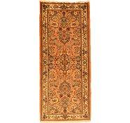 Link to 2' 10 x 6' 5 Sarough Persian Runner Rug