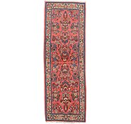 Link to 2' 7 x 7' 5 Sarough Persian Runner Rug