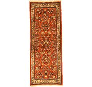 Link to 2' 7 x 6' 7 Sarough Persian Runner Rug