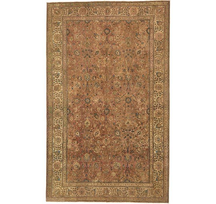 9' 9 x 15' 9 Tabriz Persian Rug