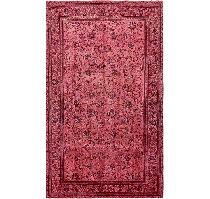 9' 5 x 16' 1 Tabriz Persian Rug