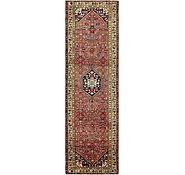 Link to 3' 8 x 12' 2 Hossainabad Persian Runner Rug