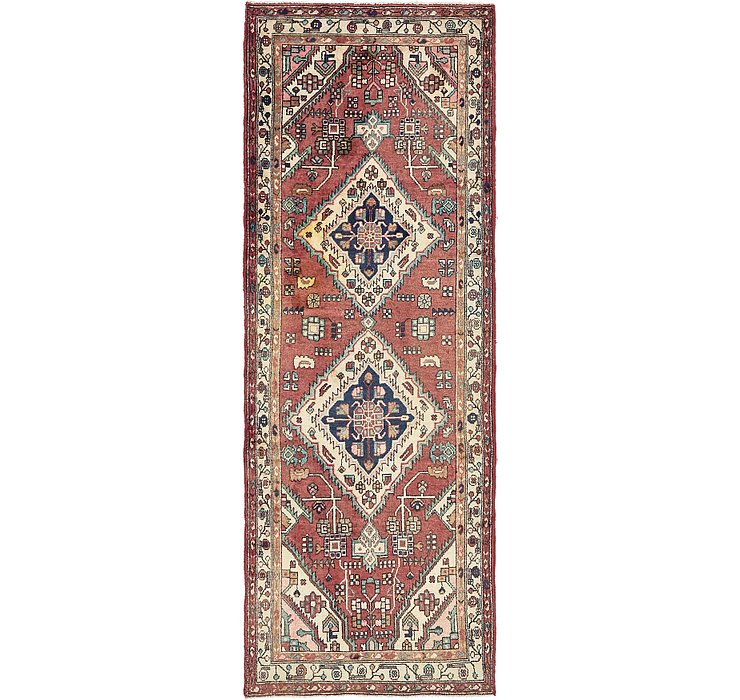 3' 5 x 9' 8 Saveh Persian Runner Rug