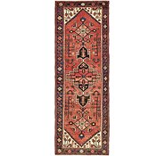 Link to 102cm x 295cm Hamedan Persian Runner Rug