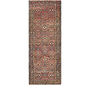 Link to 3' 8 x 10' 4 Hossainabad Persian Runner Rug