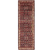Link to 3' 7 x 11' 9 Hossainabad Persian Runner Rug