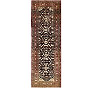Link to 3' 9 x 11' 9 Hossainabad Persian Runner Rug