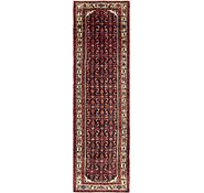 Link to 3' 4 x 12' 4 Hossainabad Persian Runner Rug