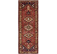 Link to 3' 5 x 9' 5 Khamseh Persian Runner Rug