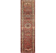 Link to 3' 6 x 13' 6 Hossainabad Persian Runner Rug