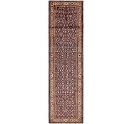 Link to 3' 7 x 13' 7 Hossainabad Persian Runner Rug