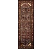 Link to 4' 2 x 13' 3 Hossainabad Persian Runner Rug
