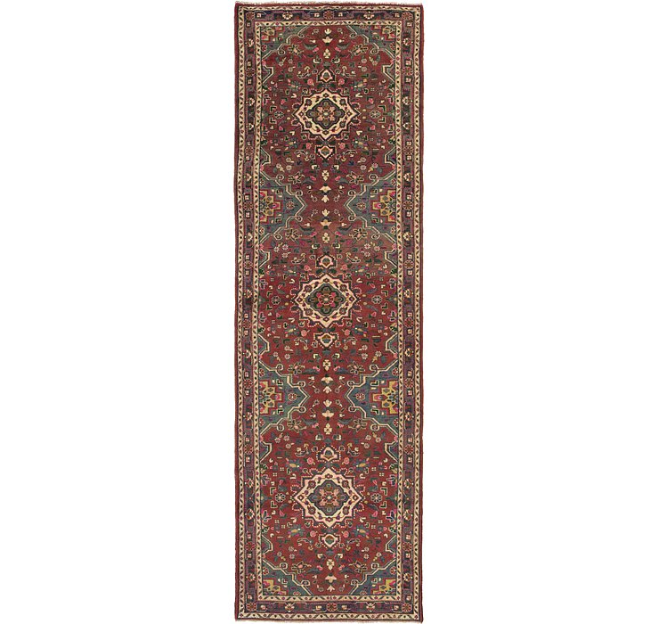 3' 6 x 11' 11 Mehraban Persian Runner...