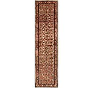 Link to 3' 3 x 13' Hossainabad Persian Runner Rug