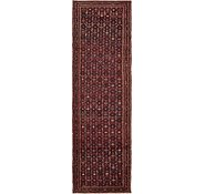 Link to 4' 2 x 13' 9 Hossainabad Persian Runner Rug