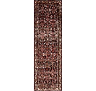 117x404 Hossainabad Rug
