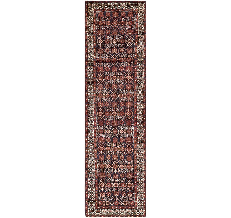 110cm x 415cm Malayer Persian Runner ...