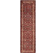 Link to 3' 10 x 13' 10 Hossainabad Persian Runner Rug
