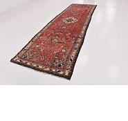 Link to 4' 6 x 14' Khamseh Persian Runner Rug
