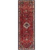 Link to 137cm x 427cm Khamseh Persian Runner Rug