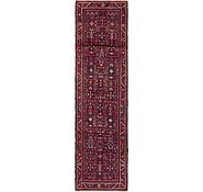 Link to 3' 5 x 13' 3 Hossainabad Persian Runner Rug