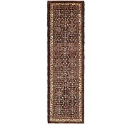 Link to 3' 9 x 12' 6 Hossainabad Persian Runner Rug