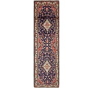 Link to 3' 9 x 13' 8 Hamedan Persian Runner Rug