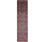 Link to 3' x 13' 2 Hossainabad Persian Runner Rug