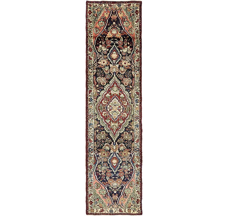 3' 2 x 12' 8 Mehraban Persian Runner...