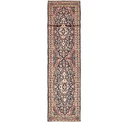 Link to 3' 6 x 13' 1 Khamseh Persian Runner Rug