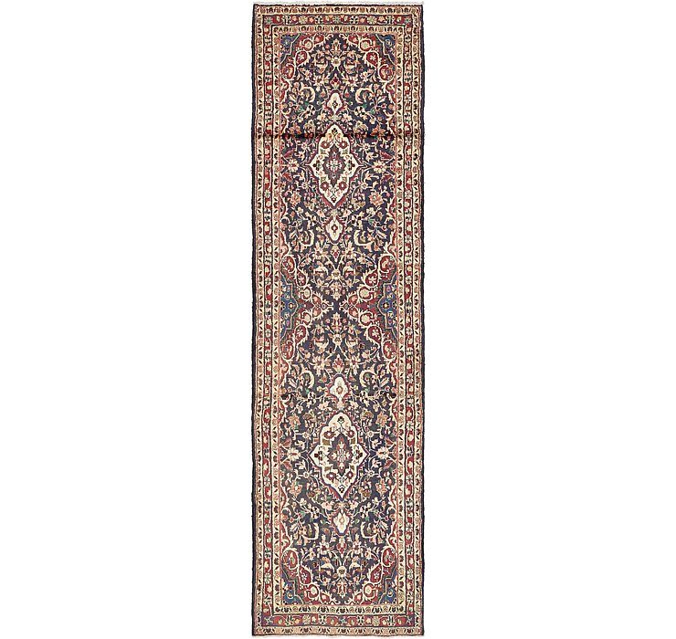 3' 6 x 13' 1 Khamseh Persian Runner ...