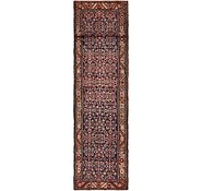 Link to 3' 8 x 12' 8 Hossainabad Persian Runner Rug