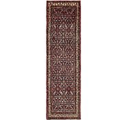 Link to 3' 3 x 11' 10 Hossainabad Persian Runner Rug