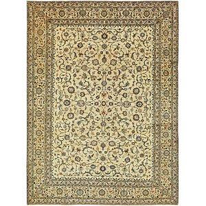 10' 2 x 13' 6 Kashan Persian Rug