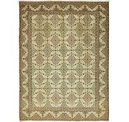 Link to 10' 9 x 14' 2 Kashan Persian Rug