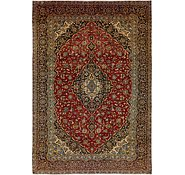 Link to 9' 10 x 14' 4 Kashan Persian Rug