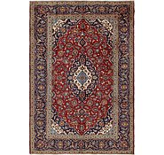Link to 7' 10 x 11' 6 Kashan Persian Rug