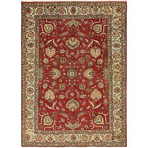 7' 10 x 11' Tabriz Persian Rug