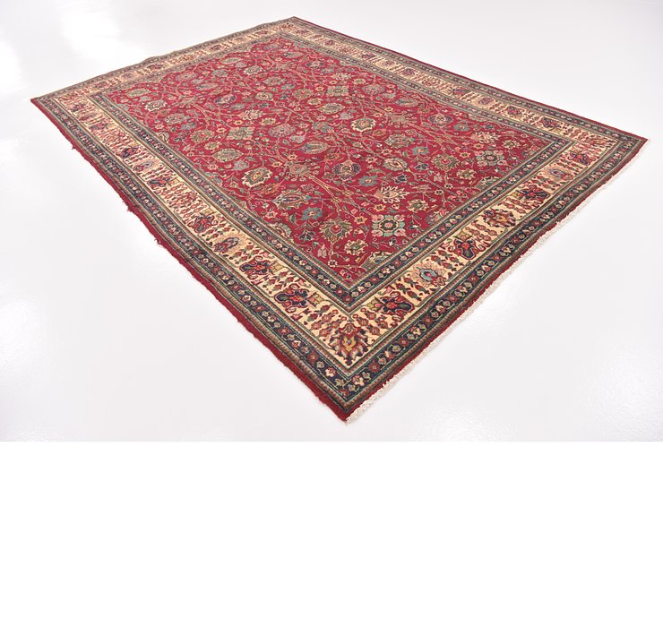 225cm x 318cm Tabriz Persian Rug