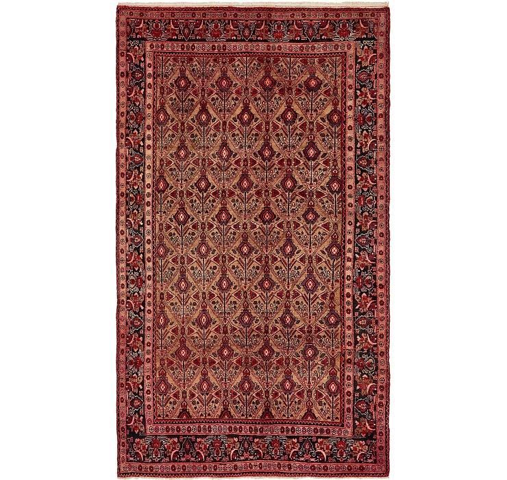6' 6 x 11' 4 Koliaei Persian Rug