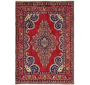 Link to 6' 8 x 9' 6 Tabriz Persian Rug