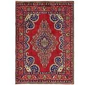 Link to 6' 8 x 9' 6 Tabriz Persian Rug
