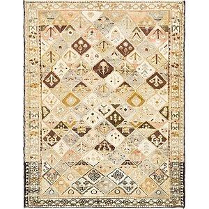6' 8 x 9' Bakhtiar Persian Rug