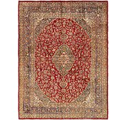 Link to 9' 10 x 12' 9 Mashad Persian Rug