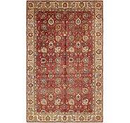 Link to 9' 2 x 15' Tabriz Persian Rug