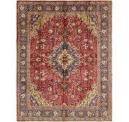 Link to 10' x 12' 8 Tabriz Persian Rug
