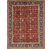 Link to 10' 3 x 13' Tabriz Persian Rug