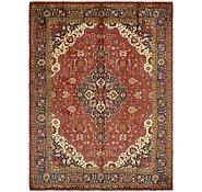 Link to 9' 5 x 12' 8 Tabriz Persian Rug