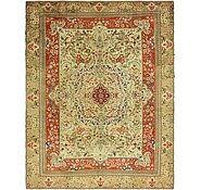 Link to 9' 2 x 11' 9 Tabatabaei Persian Rug